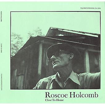 Roscoe Holcomb - nær hjemmet [DVD] USA import