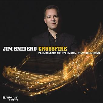 Jim Snidero - Crossfire [CD] USA import