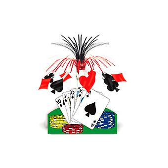 Playing Card Centrepiece (Quantity 1)