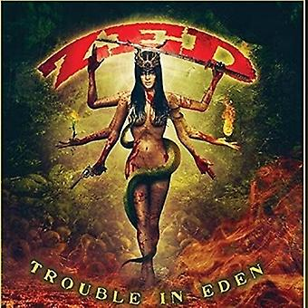Zed - problemer i Eden [CD] USA importerer