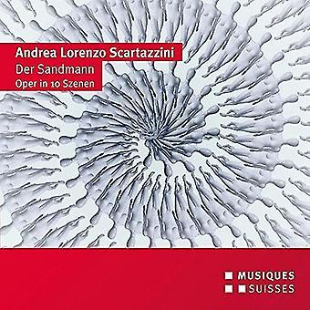 Scartazzini / McKinny / Eichenholz / Spehar - Scartazzini: An Der Sandmann [CD] USA import