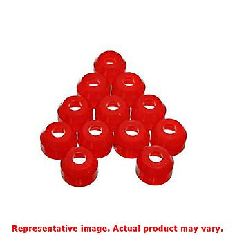 Energy Suspension Tie Rod Dust Boot 9.13107R Red Fits:UNIVERSAL 0 - 0 NON APPLI