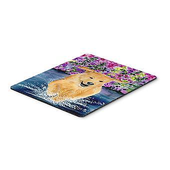 Carolines tesori SS8627MP Golden Retriever tappetino per il Mouse, Pad caldo o sottopentola