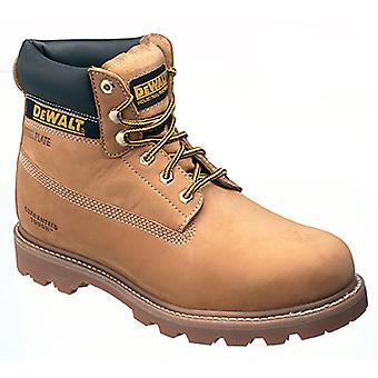 Dewalt Leather Safety Boots. Steel Toe Cap & Midsole. Mens Sizes 5-13. Explorer