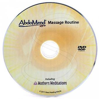 C-Section Recovery Massage DVD