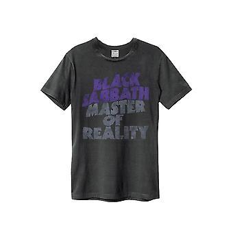 Amplified Black Sabbath Master Of Reality Mens T-Shirt