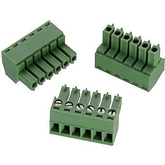 Socket enclosure - cable 3611 Total number of pins 2 Würth Elektronik 691361300002 Contact spacing: 3.81 mm 1 pc(s)