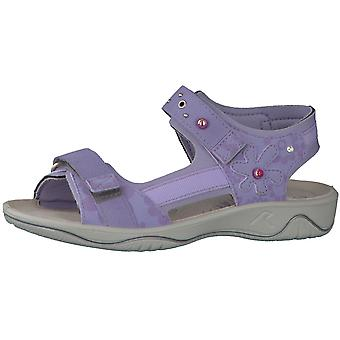 Ricosta Girls Azani Sandals Lavender