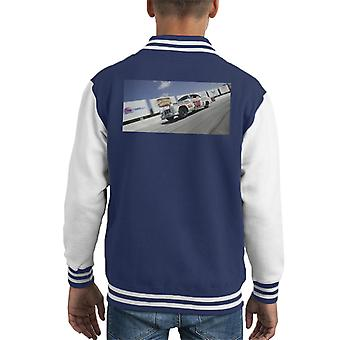 Chrysler 300 Stock Car Kid's Varsity Jacket
