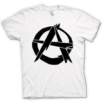 Mens T-shirt - Anarchy - Punk