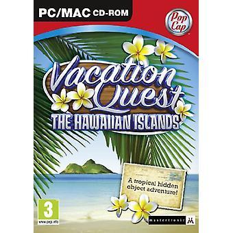 Vacation Quest The Hawaiian Islands (PCMac DVD)