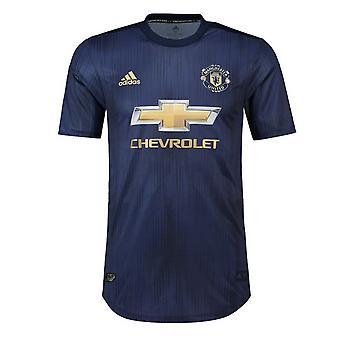 2018-2019 Man Utd Adidas Third Adi Zero Football Shirt