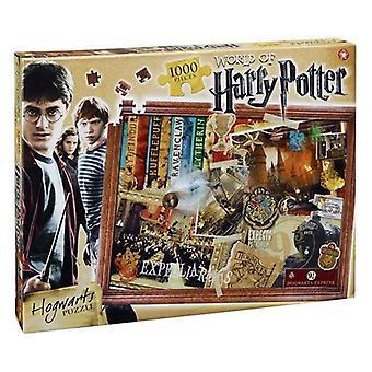 Harry Potter Hogwarts collezionisti 1000 Piece Jigsaw Puzzle