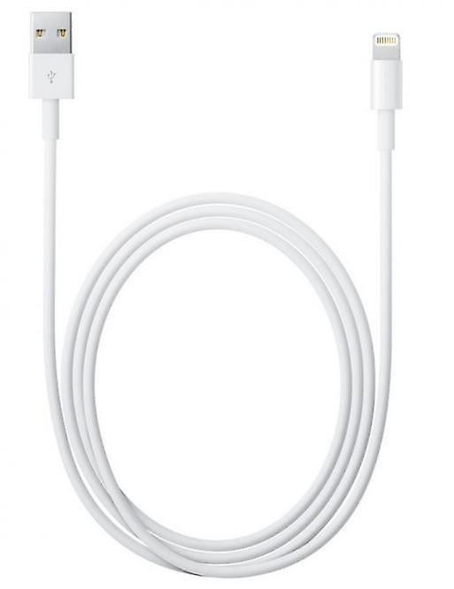 Original bulk Apple MD819ZM/A lightning charge cable 2 m, iPhone XS XR X 8 7 6 iPad iPod
