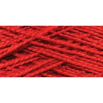 Needloft Craft Yarn 20yd-Red