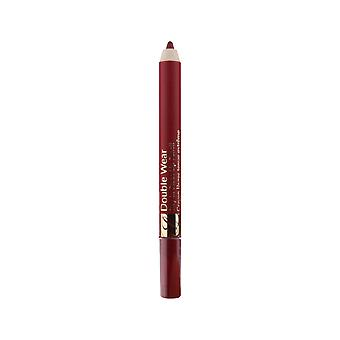 Estee Lauder Double Wear Stay-in-Place Lip crayon '07 rouge » 0,04 Oz format de voyage