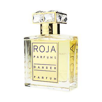 Roja colomba «Pericolo» Parfum 1.7 oz/50 ml nuova etichetta posta in arrivo ' metallico, nessun Cellophane '
