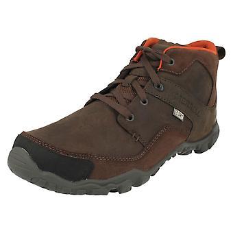 Para hombre Merrell impermeable botas Telluride mediados J23513