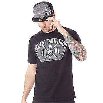 Metal Mulisha Black Command T-Shirt