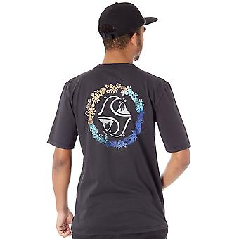 Quiksilver Black Lei All Day T-Shirt