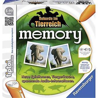 Ravensburger tiptoi ® memory ® records in the animal kingdom