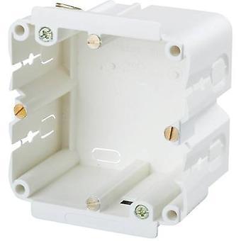 Trunking Socket module (W x H x D) 70 x 70 x 50 mm Heidemann 098
