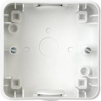 Kopp Accessories Surface-mount casing Arktis White 356352013