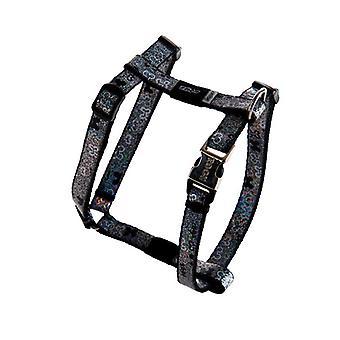 ROGZ Lapz trendige H-Gurt schwarz