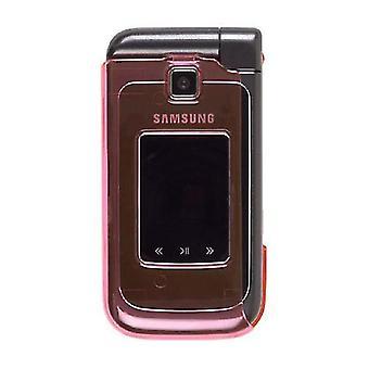 Wireless Solutions Snap-On Case for Samsung SCH-U750 Alias 2 - Pink