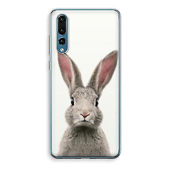Huawei P20 Pro Transparent Case (Soft) - Daisy