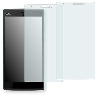 WIKO Ridge Fab screen protector - Golebo crystal clear protection film