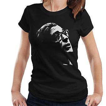 TV Times Michael Caine Billion Dollar Brain 1967 Women's T-Shirt