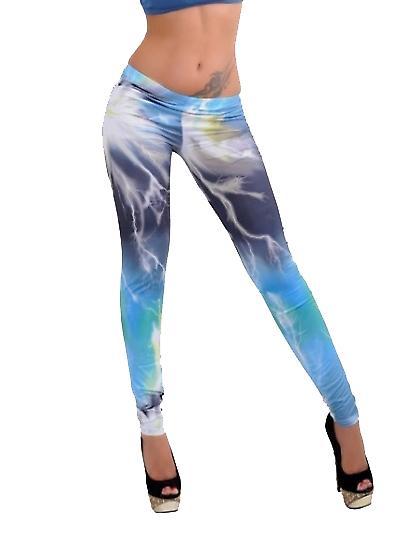 Waooh - Fashion - Printed Legging universe storm