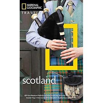 Nat Geo viajante Escócia por Robin McKelvie - livro 9781426218408