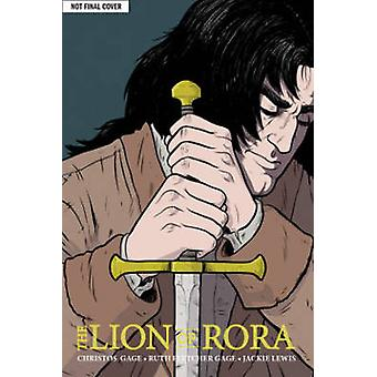 Lion of Rora by Jackie Lewis - Ruth Gage - Christos Gage - 9781620102