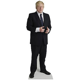 Estirpare Lifesize cartone Boris Johnson / Standee