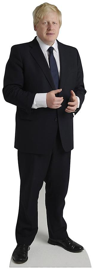 Boris Johnson Lifesize Cardboard Cutout / Standee