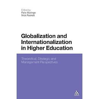 Mondialisation et internationalisation de l'enseignement supérieur par Felix M