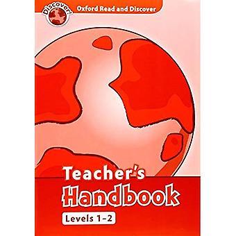 Oxford, lea y descubra: nivel 1 y 2: manual del profesor