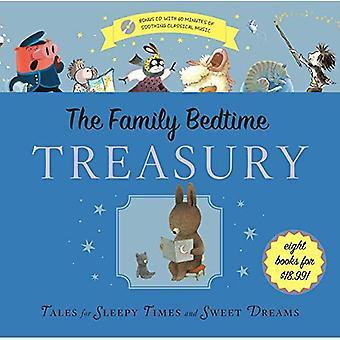 Family Bedtime Treasury with CD