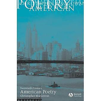Twentieth-Century American Poetry (Blackwell Führer zur Literatur)