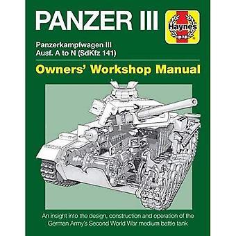 Panzer III: Panzerkampfwagen III Ausf. A to N