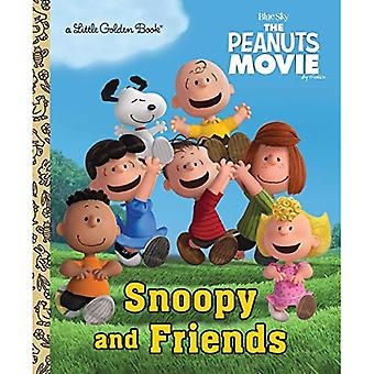 Snoopy and Friends (Peanuts Movie)