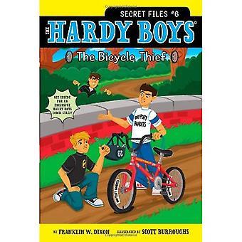 De dief van de fiets (Hardy Boys: geheime dossiers