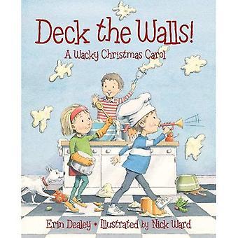 Dek de muren: een maffe Christmas Carol