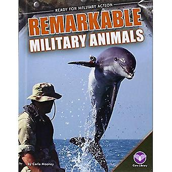 Remarkable Military Animals (Ready for Military Action)