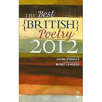 The Best British Poetry 2012