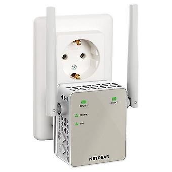 Netgear EX6120-100grs 5 GHz white Repeater access point