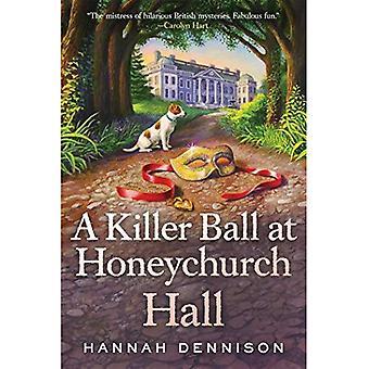 En mördare boll på Honeychurch Hall