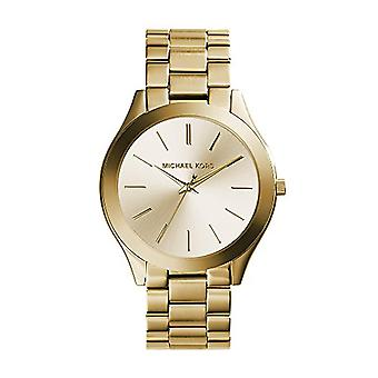 Michael Kors Womens analog with metal plated stainless steel MK3179